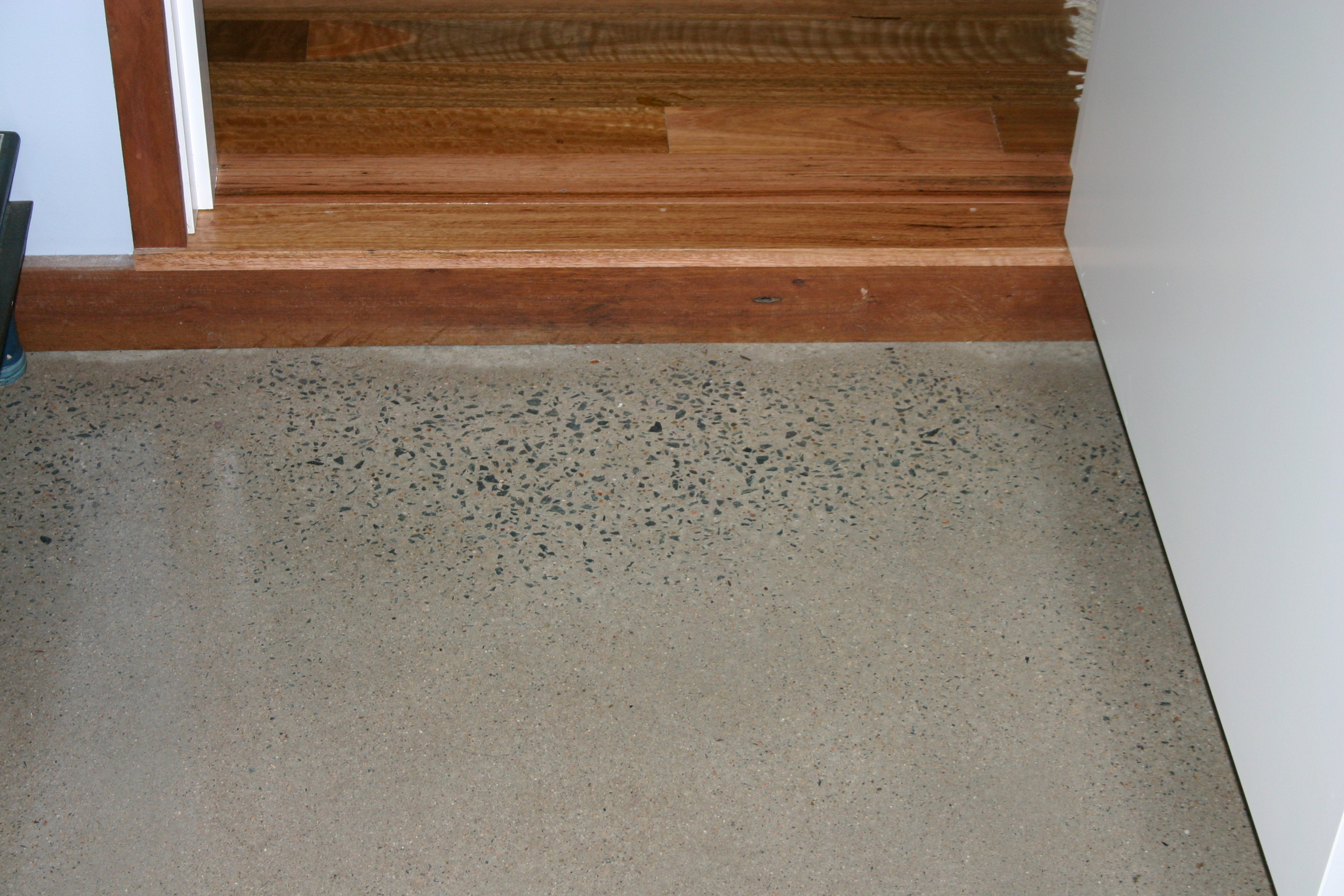 Cement Kitchen Floor Polished Concrete Mcnaughton Building