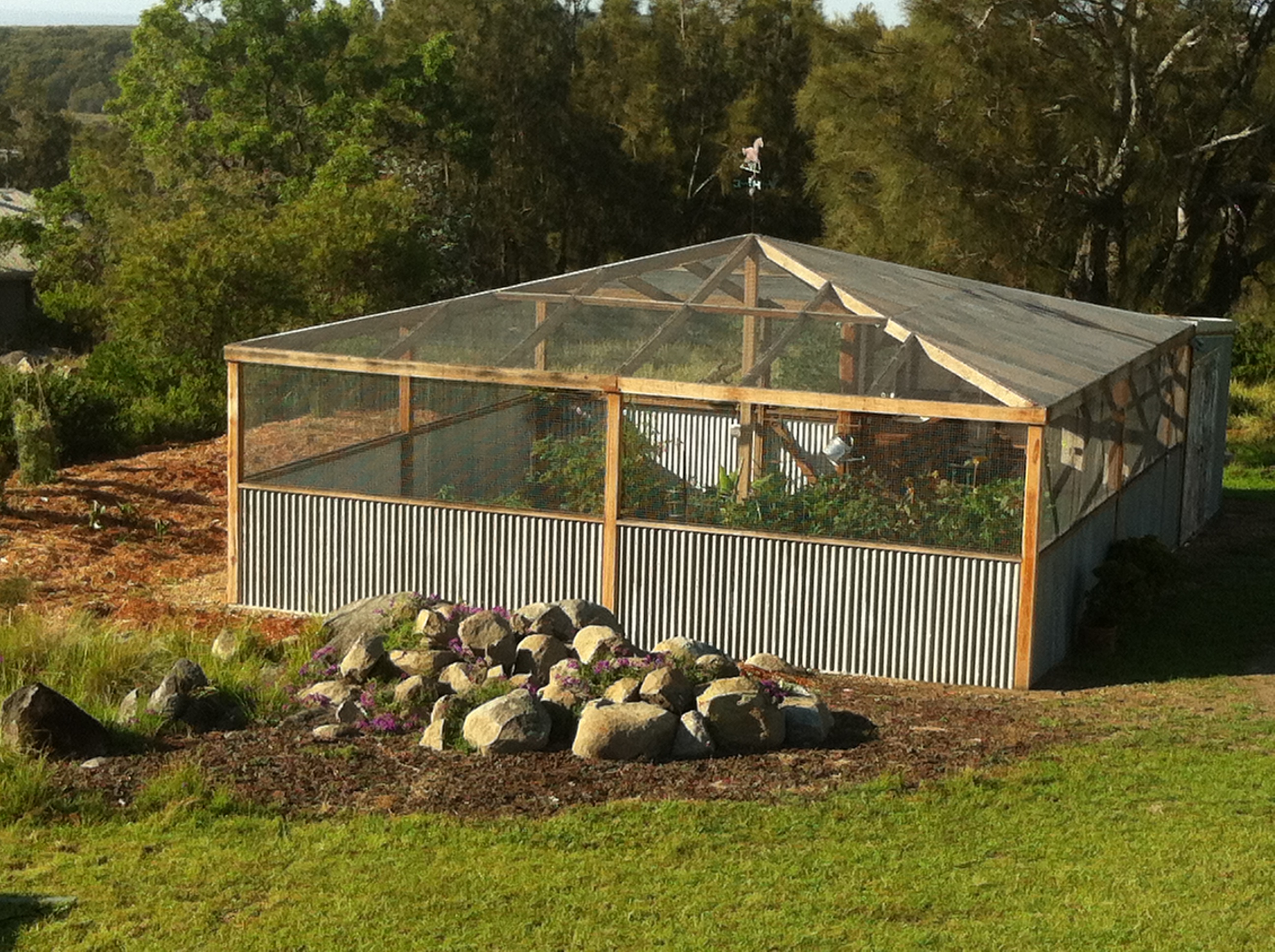 1000 images about veggie garden on pinterest vegetable garden garden fences and deer fence - Garden ideas to keep animals out ...